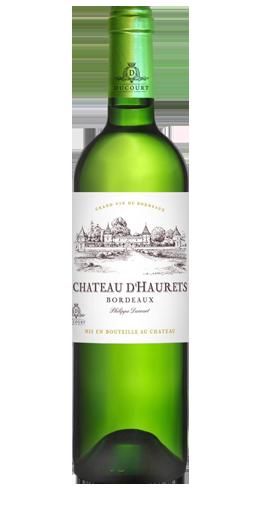 Chateau D'Haurets Bordeaux Blanc - 75cl