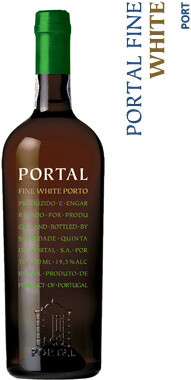 Quinta Do Portal Fine White Porto - 75cl