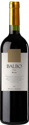 Balbo Oak Malbec - 75cl
