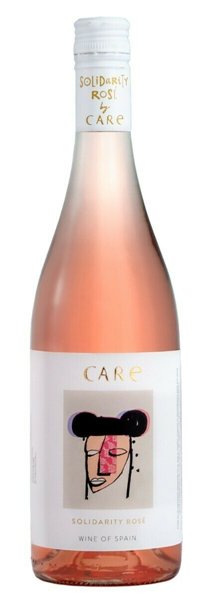 BODEGAS ANADAS, CARIÑENA DO CARE SOLIDARITY ROSADO