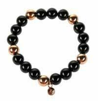 Beauzin Armband Dames matteo zwart