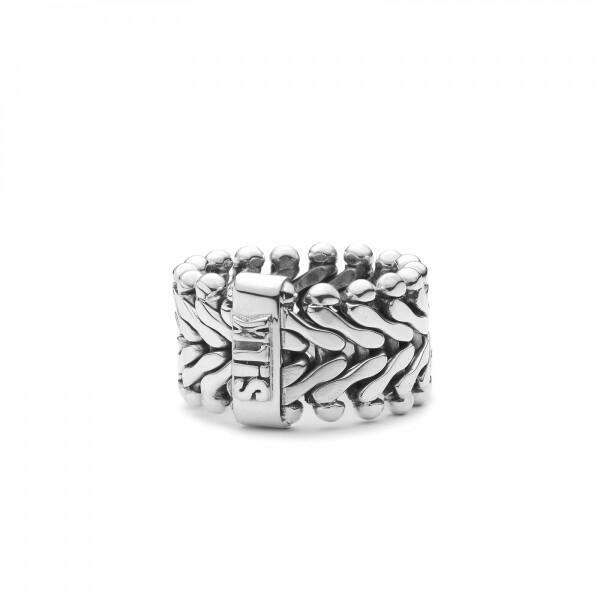 Silk Ring 202 Ganesha maat 60