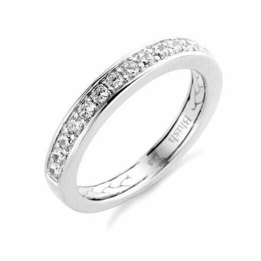 Blush ring 14kt goud 1058wzi