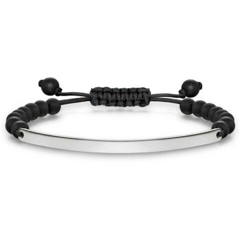 Thomas Sabo armband Love Bridge LBA0002 zwart