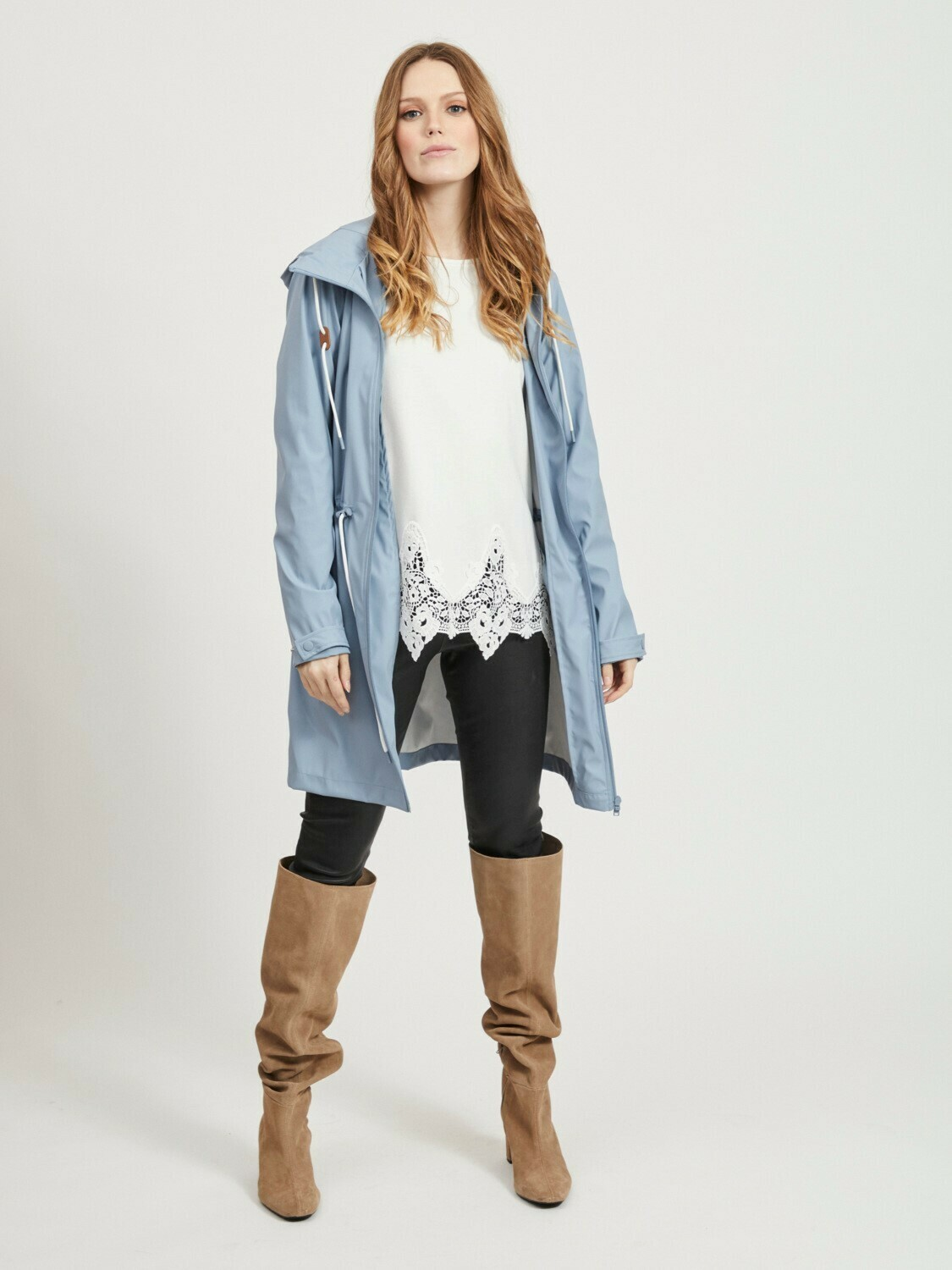 Vidry jacket ashley blue