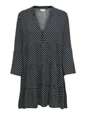 jdyStarr V-neck jurk (Verkrijgbaar in 2 kleuren!)