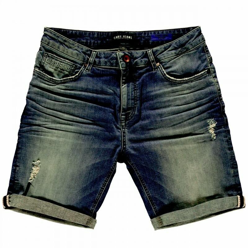 Trevor jeansshort Cars