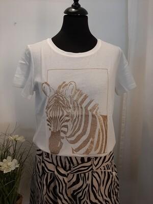 Tshirt zebra