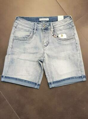 Amy Embroidery Short