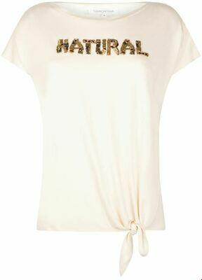 T SHIRT NATURAL
