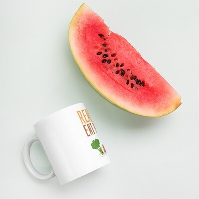 Real Men Eat Plants Mug 2