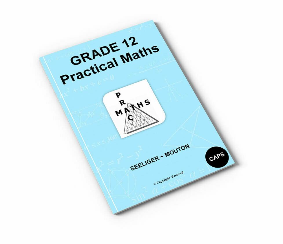 Gr 12 Practical Maths
