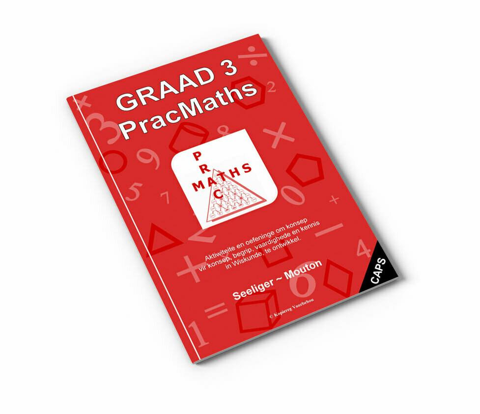 Gr 3 Prac Maths (Afr) + Memo