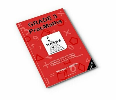 Gr 3 Prac Maths (Eng) + Memo