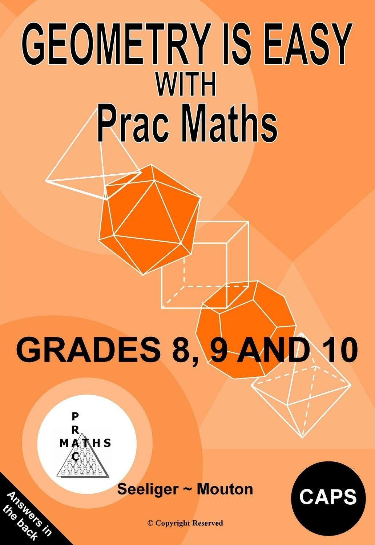 MEETKUNDE IS MAKLIK GRAAD 8,9 & 10 – PDF