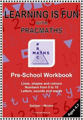 Pre-School Workbook
