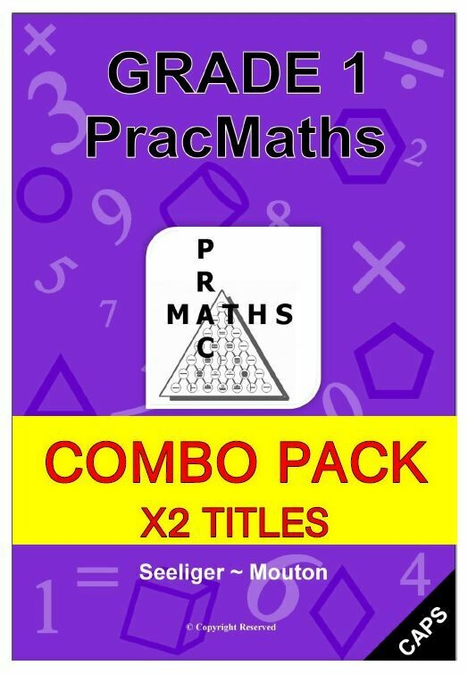 Grade 1 Mathematics Books + Memos