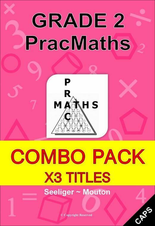 Grade 2 Mathematics Books + Memos