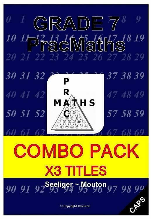 Grade 7 Mathematics Books + Memos
