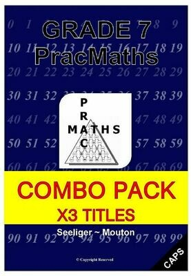 Grade 7 Mathematics Books + Memos