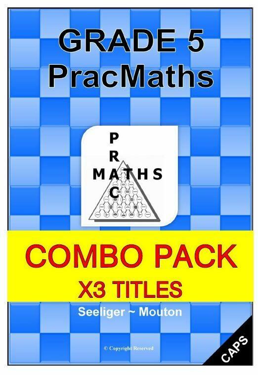 Grade 5 Mathematics Books + Memos