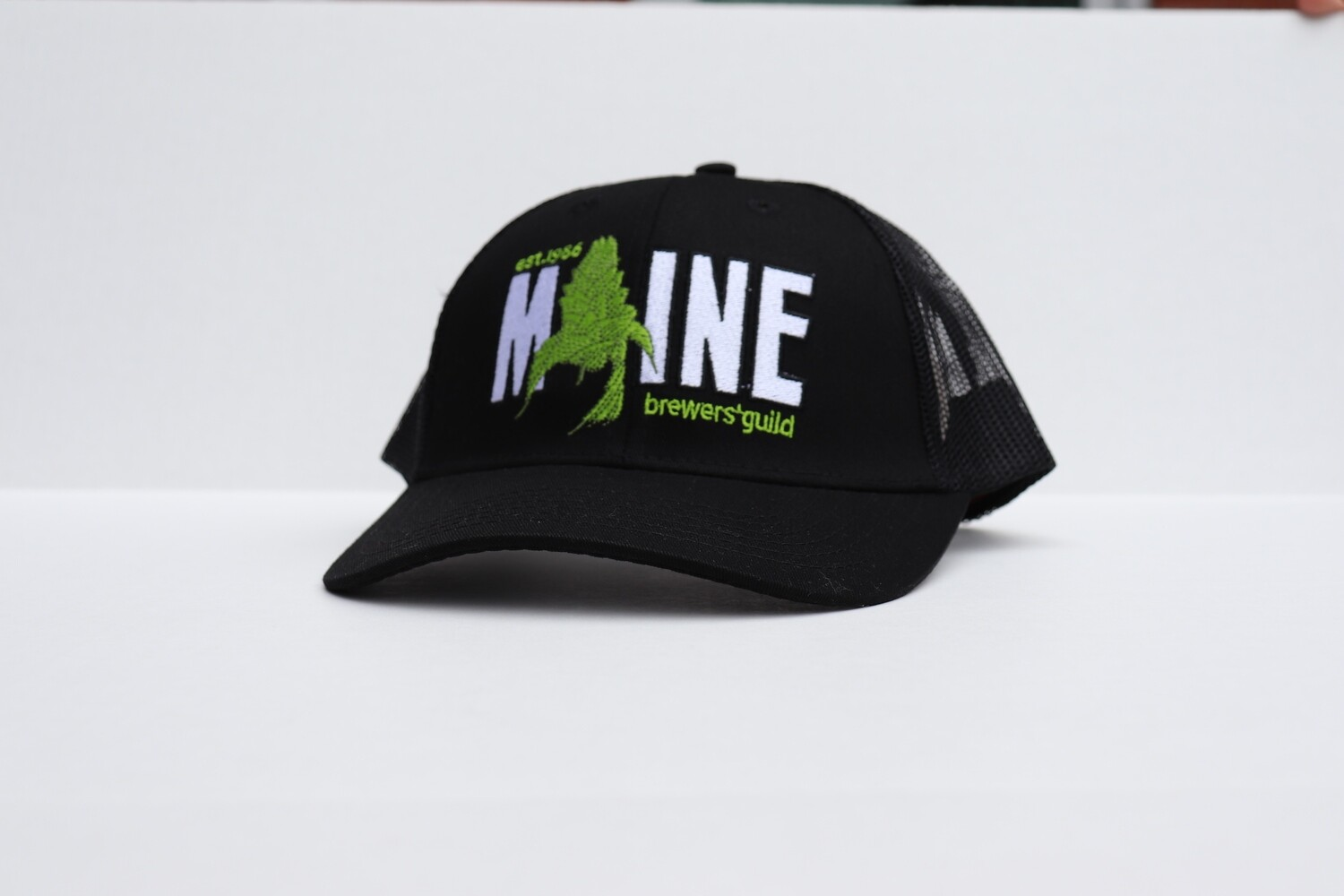 Maine Brewers Guild Hat