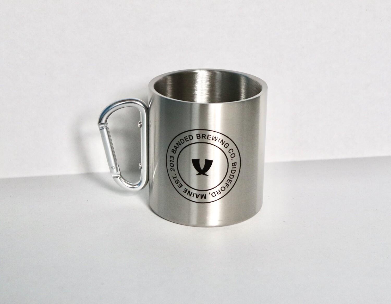 Carabiner Camp Mug