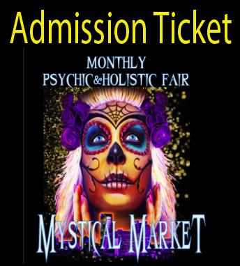 December Mystical Market Admission for 1