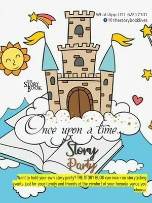Once Upon a Time Story Party