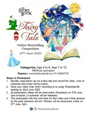 Fairy Tales Online Storytelling Competition