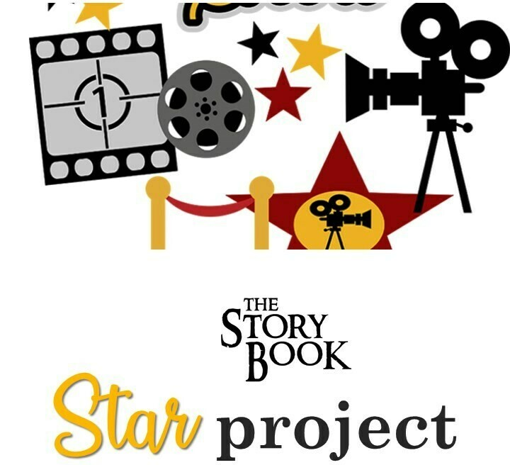 The Story Book Star