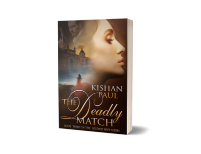 The Deadly Match Signed Paperback
