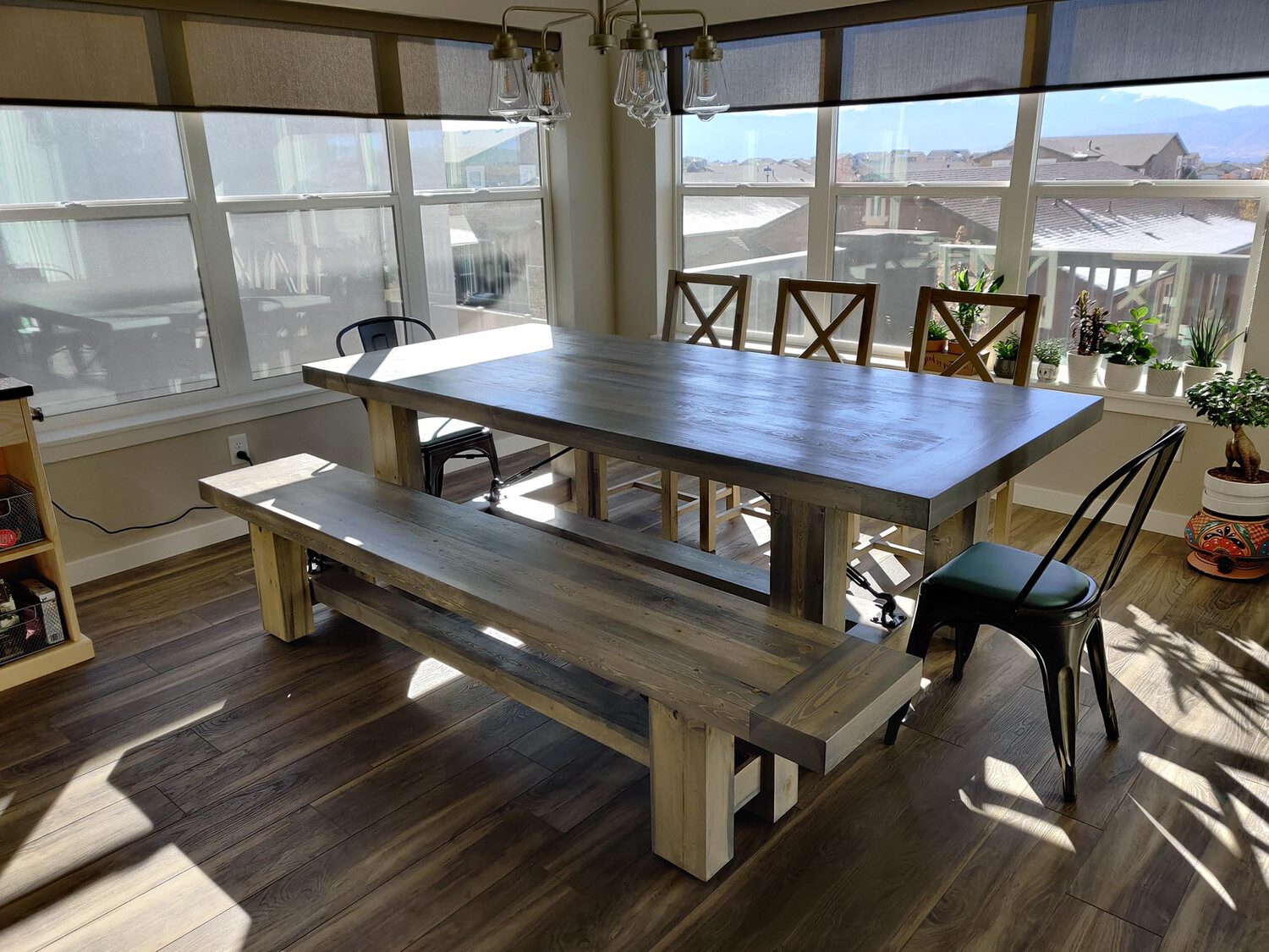 The Rancher Dining Table