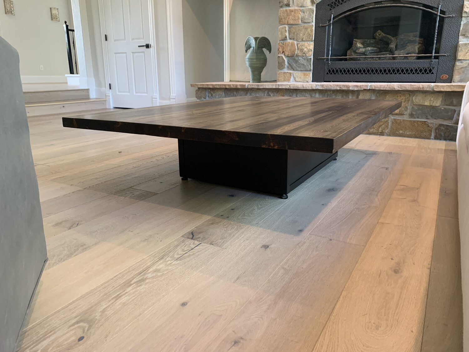 The Floating Beetle Kill Coffee Table