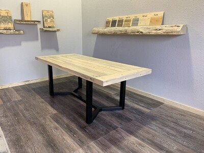 Centennial Beetle Kill Dining Table