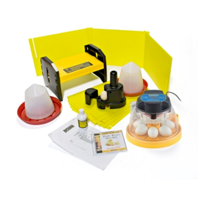 Mini II Classroom Incubator and Brooder Pack
