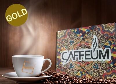 ARABICA -100 cialde - CAFFEUM - limited edition