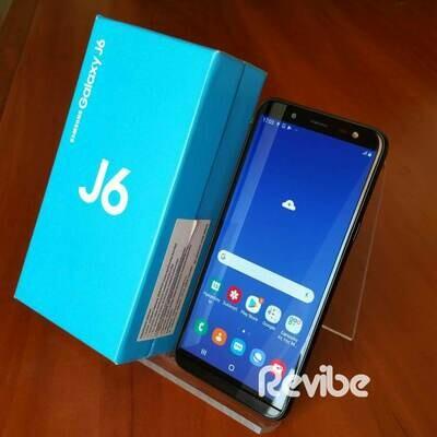Samsung Galaxy J6 (J600), με 15 μήνες Samsung εγγύηση, 5.6