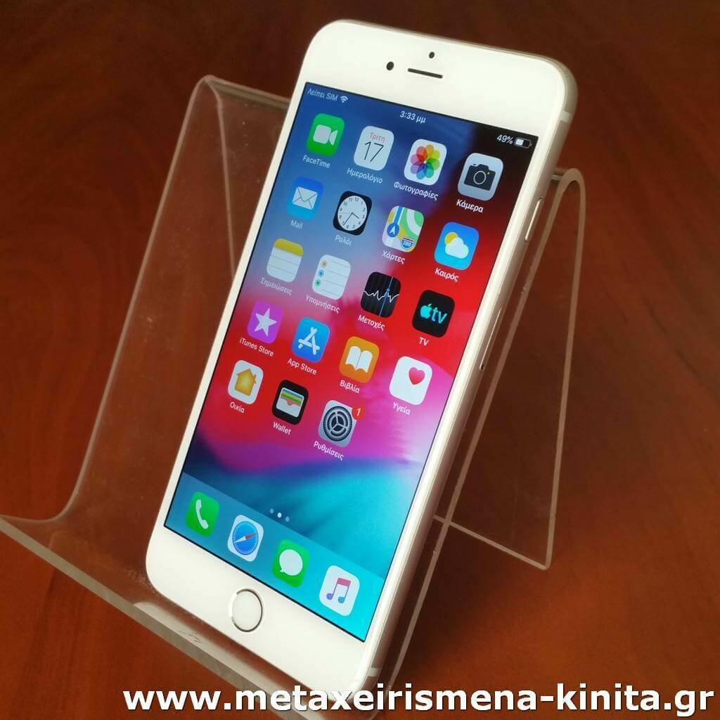 iPhone 6 Plus 16GB 90% υγεία μπαταρίας