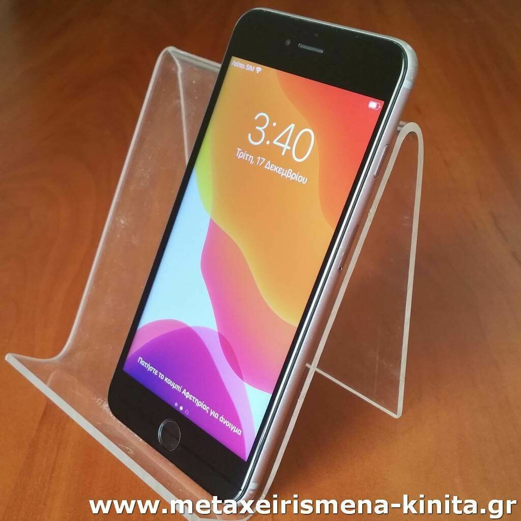 iPhone 6s Plus 128GB 81% υγεία μπαταρίας