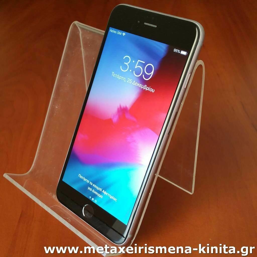 iPhone 6 Plus 64GB 91% υγεία μπαταρίας