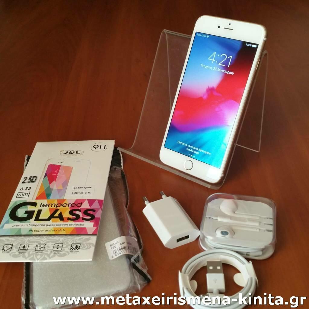 iPhone 6 Plus 16GB 91% υγεία μπαταρίας