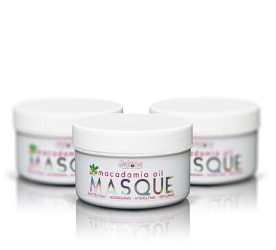 Easilocks Macadamia SOS Shampoo & Conditioning Masque Duo
