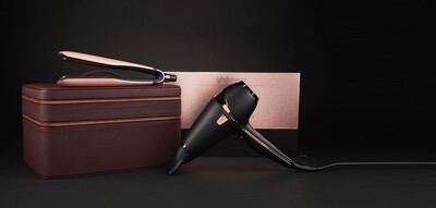 GHD Platinum + & Air Limited Edition Rose Gold Gift Set