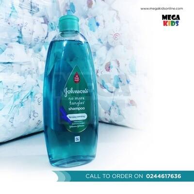 Johnsons no more tangle shampoo