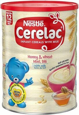 Cerelac Wheat with Honey