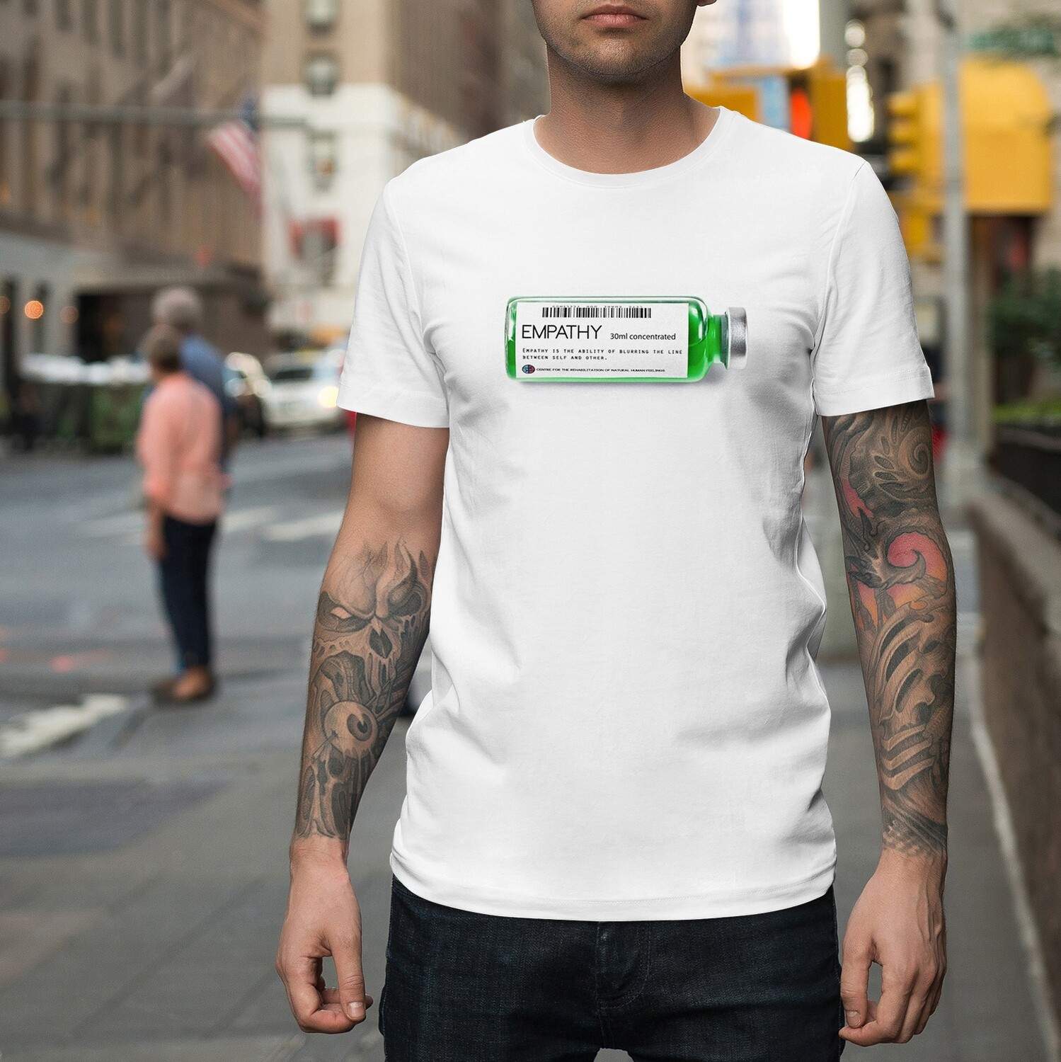 """Empathy"" Men's T-Shirt"