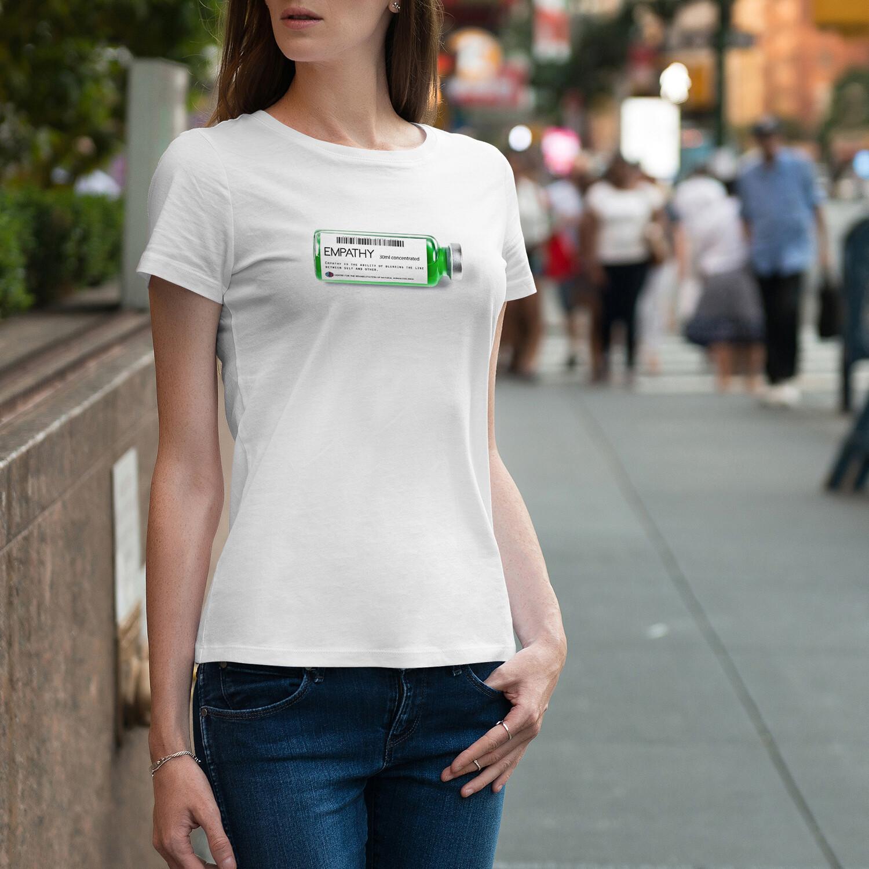 """""""Empathy"""" Women's T-Shirt"""