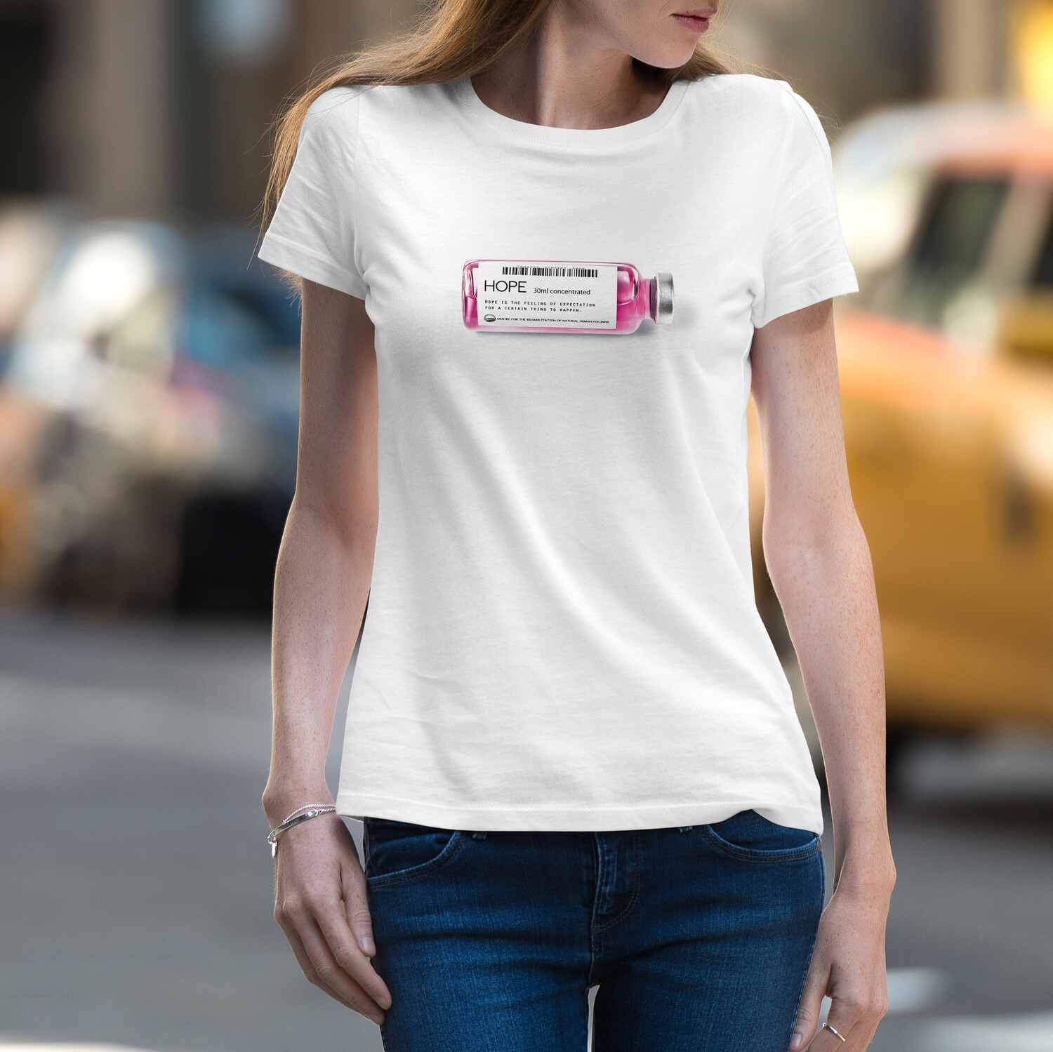 """Hope"" Women's T-Shirt"