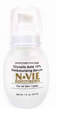 N-Vie Glycolic Acid 10% Retexturizing Serum